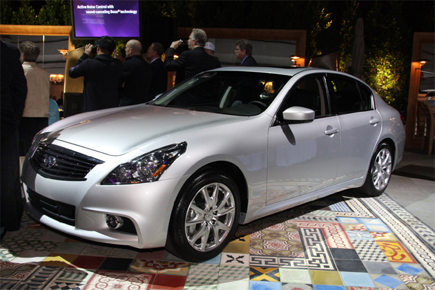 Infiniti G37 Coupe